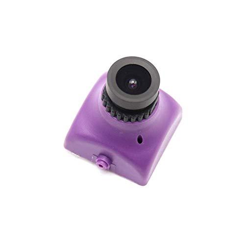 VSLIFE Accesorios de Drones Wizard X220S 1179 800TVL 2.8 mm Lens PAL NTSC Cámara CCD conmutable para RC Modelos Multicopter Toys Quadcopters Accesorios Fácil de Reparar