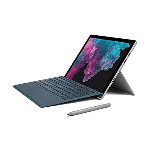 Microsoft Surface Pro 6 (Core i7, RAM 16 GB, SSD 512 GB, Windows 10) - Platino - Sin teclado (reacondicionado)