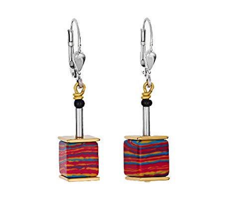 Coeur de Lion Women Stainless Steel Dangle & Drop Earrings - 4747/20-1500