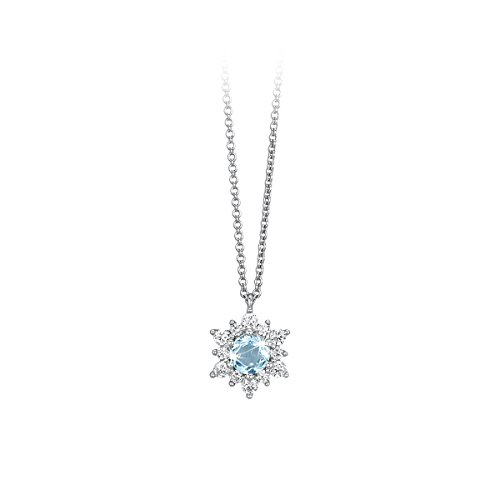 Mabina 553055 argento925 zirconie Collana Donna Mariana Rodriguez