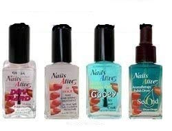 Nails Alive Ultimate Nail Care Kit
