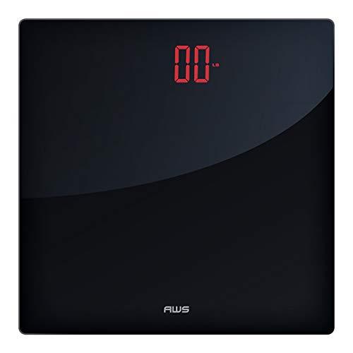 American Weigh Scales - Digital Bathroom Weight Scale - ZT Series,...