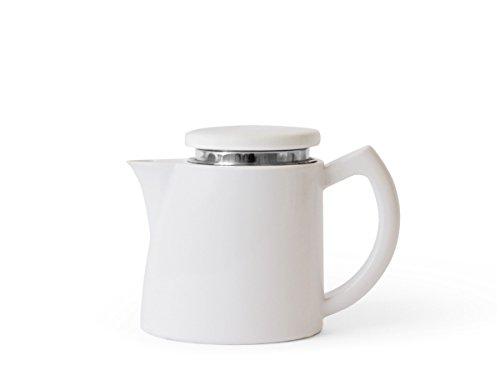 Sowden S002 Kaffeekanne Oskar mit Mikro Edelstahlfilter und Kaffeemesslöffel, 0.8 L