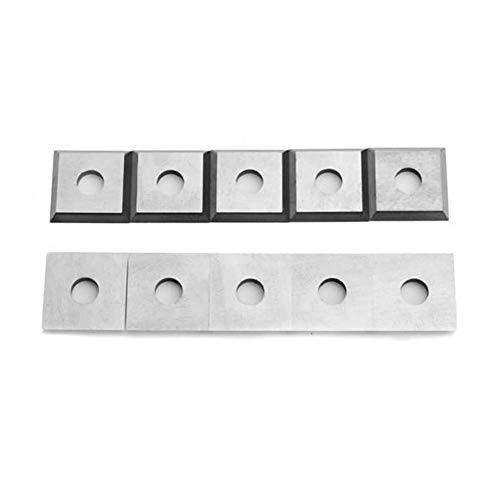 Find Discount Nologo SH-CHEN 12mm 10pcs Square Carbide Insert Cutter 4-Edge for Woodworking Turning ...