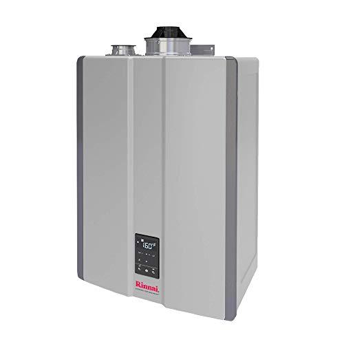 Rinnai i150SN Indoor Condensing Gas Boiler, 150k BTU, i150SN-Natural