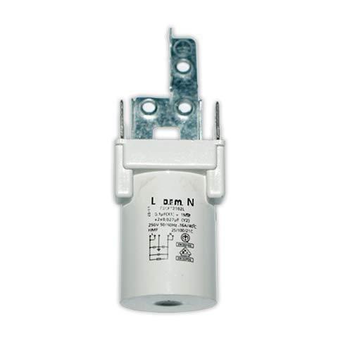 DOJA Industrial   Condensador antiparasitario   Antiparasitarios