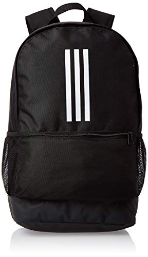 adidas TIRO BP Sports Backpack, Black/White, 46 cm