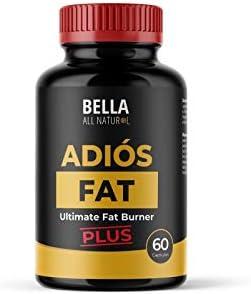 Bella All Natural Adi s Fat Plus Ultimate Fat Burner 60 Capsules product image