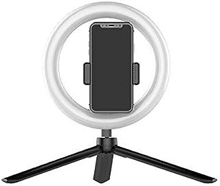 Gesh Licht 20cm/8 Inch LED Selfie Lamp Fotografie Lamp met Statief voor Selfie Video Youtube Live Make-up Live