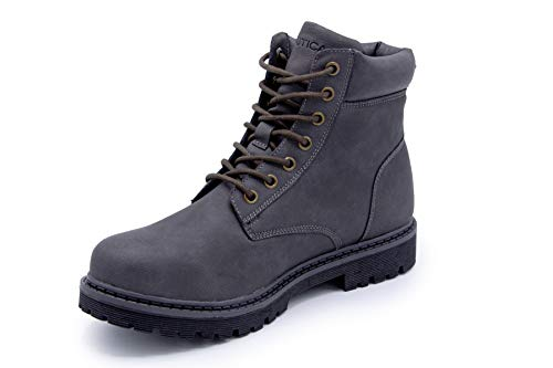 Nautica Men's Baylon Hikers, Work Boot, Ankle High Lace-Up