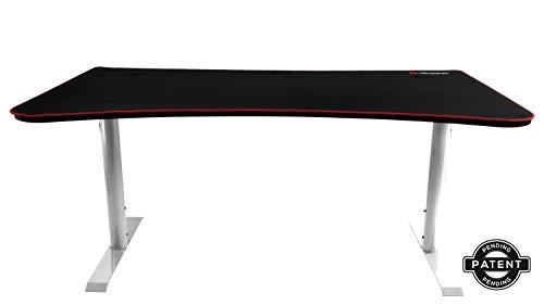 Arozzi Arena Spieltisch, Weiß, 82 x 160 x 81 cm