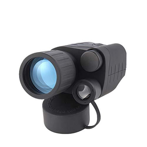 WNTHBJ High-Level-Röhre Low-Light-Nachtsichtgerät, Grün Bild Patrouille Nachtsichtbrillen, Outdoor Erwachsene, Golf Tragbares Outdoor-Teleskop