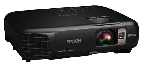 Epson EX7235 Pro, WXGA Widescreen HD, Wireless, 3000 Lumens Color Brightness, 3000 Lumens White Brightness, 3LCD Projector