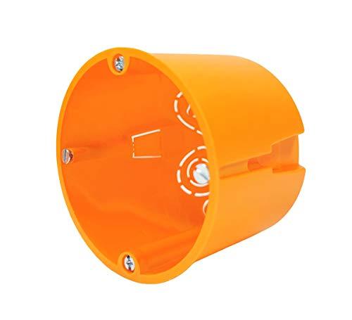 10 Stk Hohlwanddose Schalterdose Hohlraum HW Dose 68x61mm tief