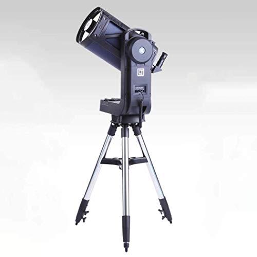 Telescopio Práctico Telescopio para Adultos Principiantes de Astronomía Adultos, Telescopio Refractor para...