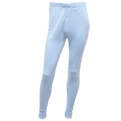 Regatta Pantalon Thermique Homme Long Johns Thermal Base Layer, Blue, FR : 2XL (Taille Fabricant : XXL)