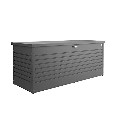 Biohort Freizeitbox, 201 x 79 x 83 cm dunkelgrau