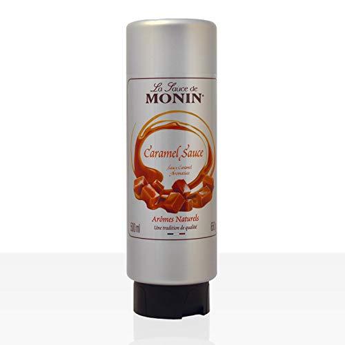 Dicke Sauce von Monin mit Karamell 500 ml