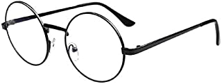 TT WARE Women Men Casual Retro Ground Reading Glasses Frame Myopia Optical Glasses-#04