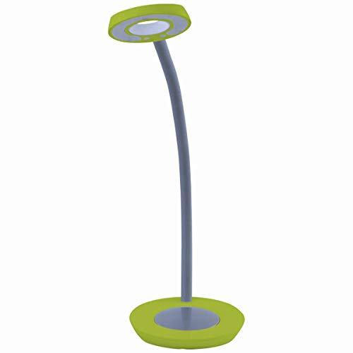 Heitronic 24018 Schreibtischleuchte, Aluminium, 30,5 cm, grün