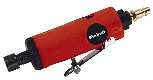 Einhell DSL 250/2 Perslucht staafslijper voor compressoren (6,3 bar, luchtverbruik ca. 128 l/min, incl. accessoires, in koffer, oliefles zonder inhoud).