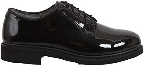 Black Patent Dress Oxford Shoes ~ size 10