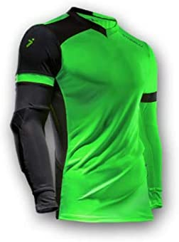 Storelli ExoShield Gladiator Goalkeeper Jersey Padded Elbow Sleeves Lightweight Soccer Jersey product image