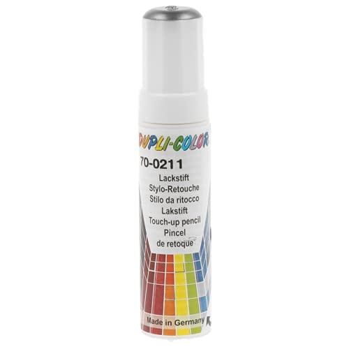 Dupli-Color 806513 Lackstift Auto-Color grau metallic 70-0211 12ml, Grey