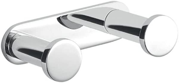 Gedy A226 13 Bathroom Hook 0 23 L X 2 8 W Chrome
