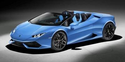 2016 Lamborghini Huracan LP 610-4 Spyder, 2-Door Convertible All Wheel Drive, Rosso Mars Metallic