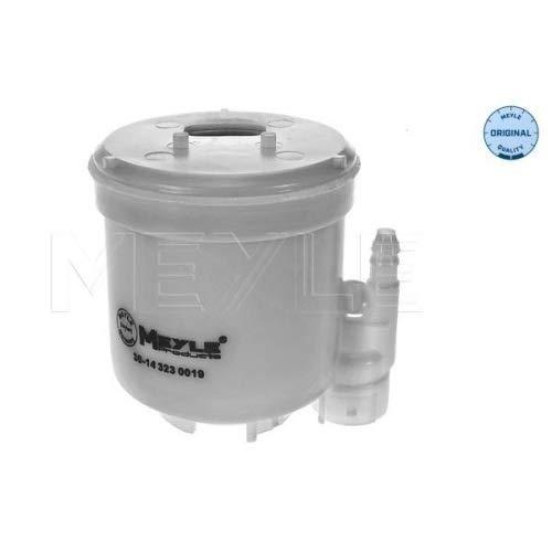 Meyle Filtre à carburant de qualité authentique Référence 30-14 323 0019