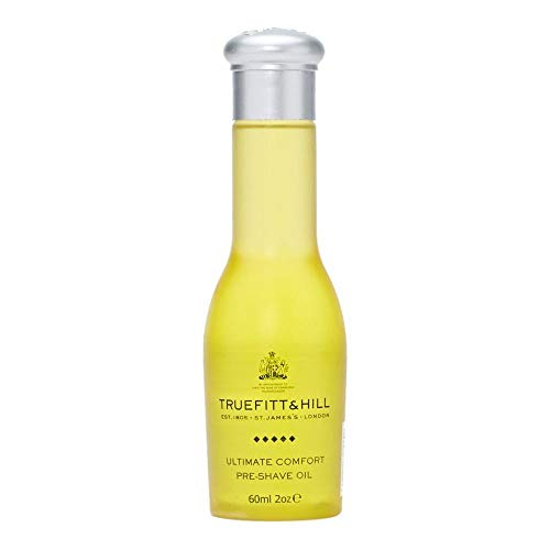 Truefitt & Hill Confort ultime Huile de pré-rasage 60 ml