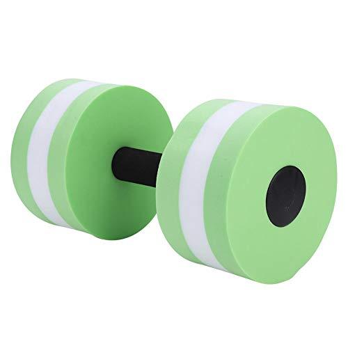 Fitness Water Dumbbell,2PCS Heavy Resistance Aerobics Foam Barbells for Water Aerobics Fitness and Pool Exercises Dumbbell Set(#3)