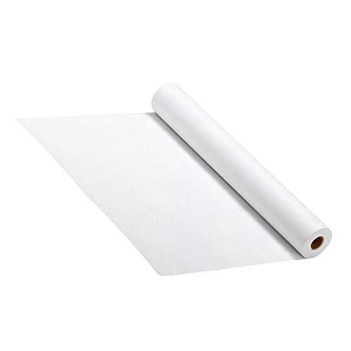 Tomaibaby Rollo de papel de dibujo blanco, caligrafía china japonesa, escritura sumi, dibujo Xuan, papel de arroz para pintar pinceles, escribir Sumi