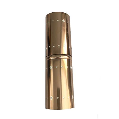 N-K Pinceaux de maquillage rétractables professionnels Kabuki - Pinceaux cosmétiques cosmétiques pour poudres minérales, contours, crèmes ou liquides