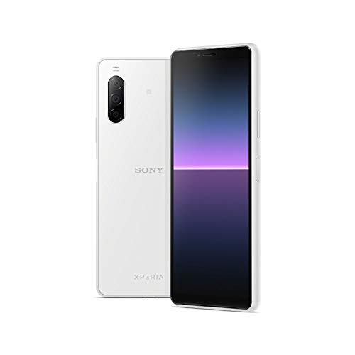 "Sony Xperia II 15,2 cm (6"") 4 GB 128 GB Dual SIM Ibrida 4G USB Tipo-C Bianco Android 10.0 3600 mAh Xperia II, 15,2 cm (6""), 4 GB, 128 GB, 12 MP, Android 10.0, Bianco"