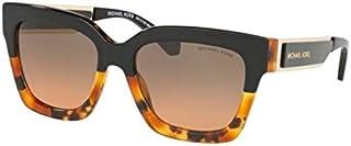 Michael Kors BERKSHIRES MK 2102 BLACK BLONDE HAVANA/BROWN ORANGE SHADED 54/18/140 women Sunglasses