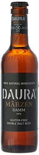 Daura Marzen Damm Cerveza Sin Gluten - Botella 330 ml