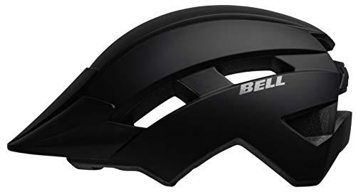 Bell Casque de vélo unisexe Sidetrack II pour enfant Noir mat, taille unique