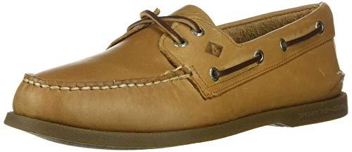 Sperry Men's A/O 2 Eye Boat Shoe,Tan,11 M US