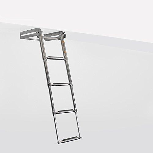 Garelick//Eez-In 19250:01 Swinger Pontoon Ladder