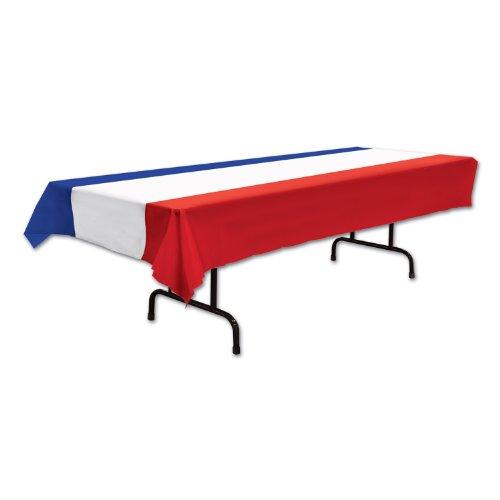 Beistle Patriotische Tischdecke