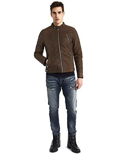 Gaudi jeans 821BU38005 Giacca Uomo Marrone XL