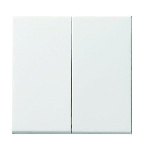 Gira 091503 Serienwippen Tastschalter System 55, reinweiß