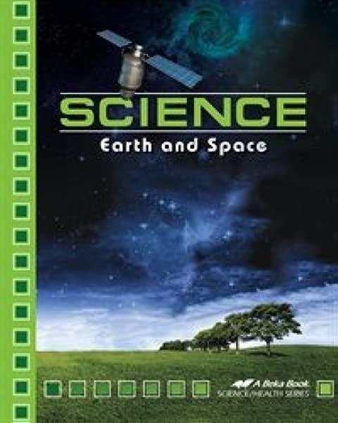 地球和空间科学