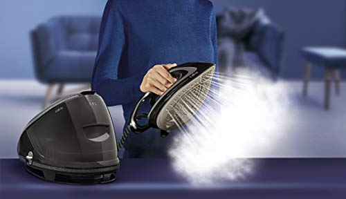 Calor Centrale Vapeur Pro Express Ultimate Pure 8 Bars Effet Pressing jusqu'à 650g / min Anticalc...