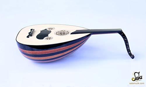 Türkische Qualität walnuss Oud UD String Instrument ao-109