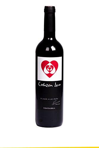 Bodega Iniesta Corazón Loco Tinto - Syrah, Tempranillo 2016 Trocken (1 x 0,75 l)