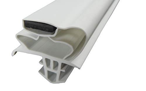 Guarnizione per porta frigorifero  groß W  2500mm compresi magnetica colore: grigio