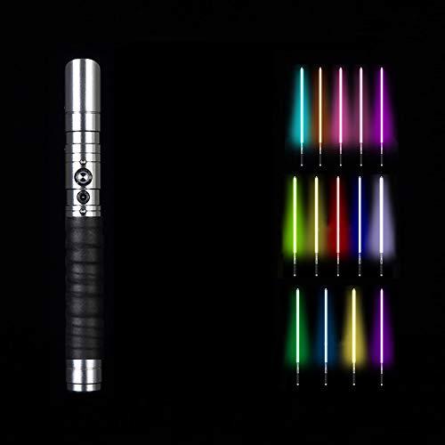 SenLing RGB Farbwechsel Lichtschwert Cosplay KostüMzubehöR
